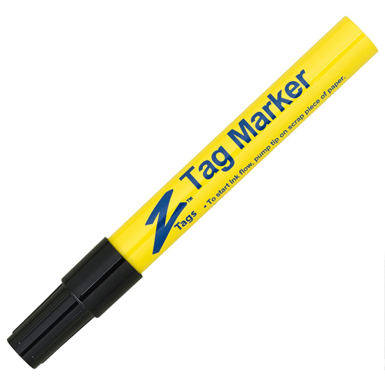 Picture of Z-Tags Marking Pen - Black