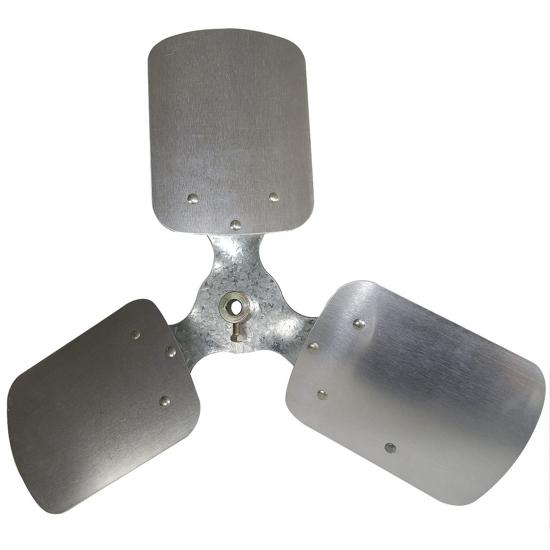 """Picture of Aluminum Fan Blade f/20"""" Schaefer Fan"""