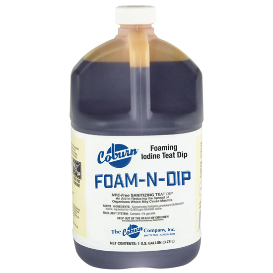 Picture of Foam-N-Dip--1 Gallon Jug