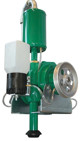 Picture of PV350 Green Vacuum Pump Package