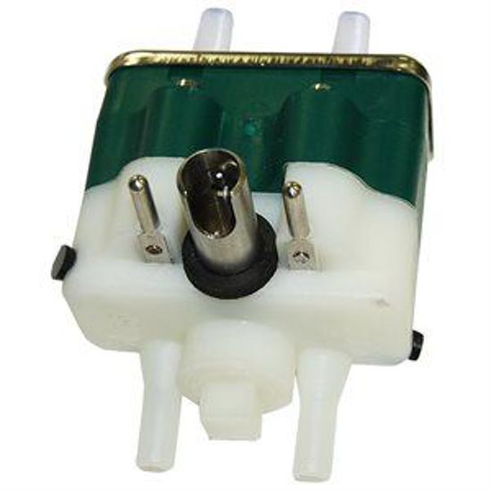 Picture of Green Alternating Pulsator w/ Fresh Air Nipples