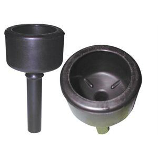 Picture of Jetter Cup f/Silicone Goat Liner w/Ext. Milk Tube