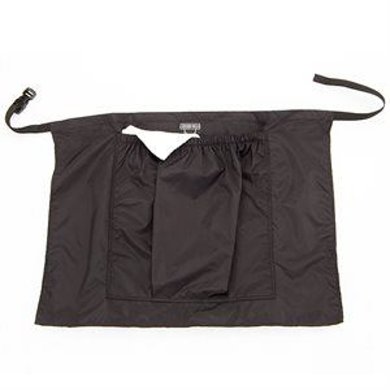 Picture of Cloth Towel Half Apron with One Large Pocket