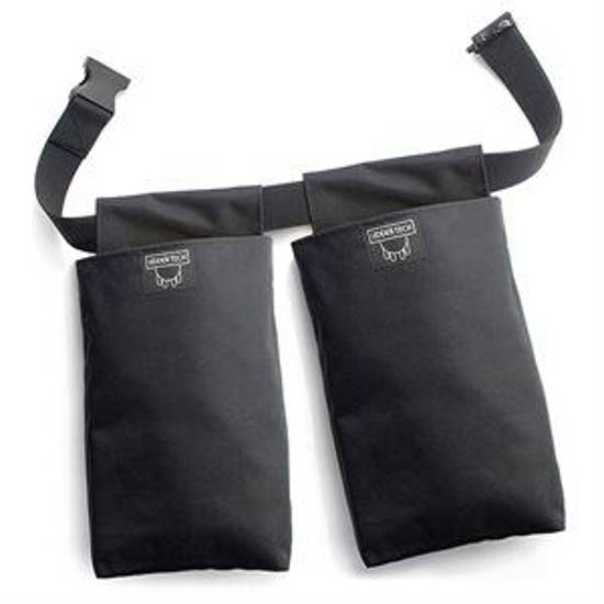 """Picture of Dynamic Duo 2-Bag Apron w/ 2"""" Belt"""