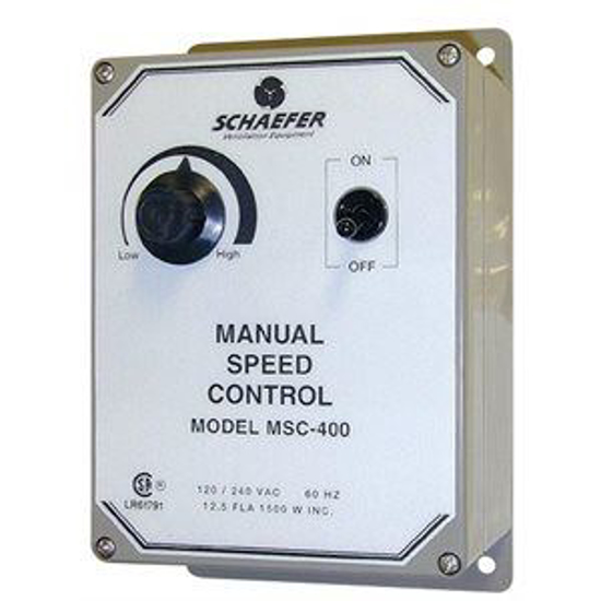 Picture of Manual Speed Control f/Schaefer Fan