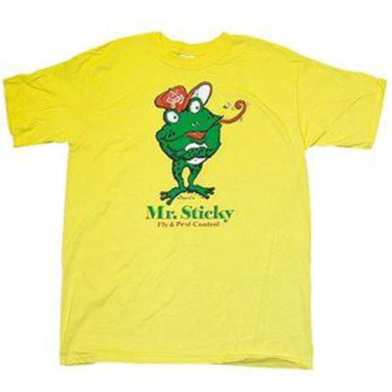Picture of Mr. Sticky Adult T-Shirts